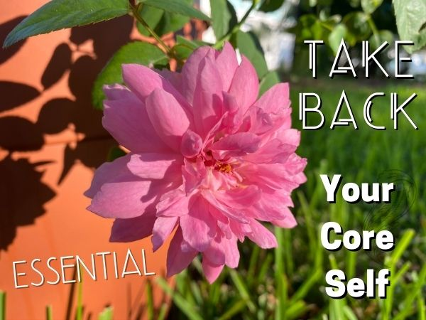 Taking Back Your Core Essential Self