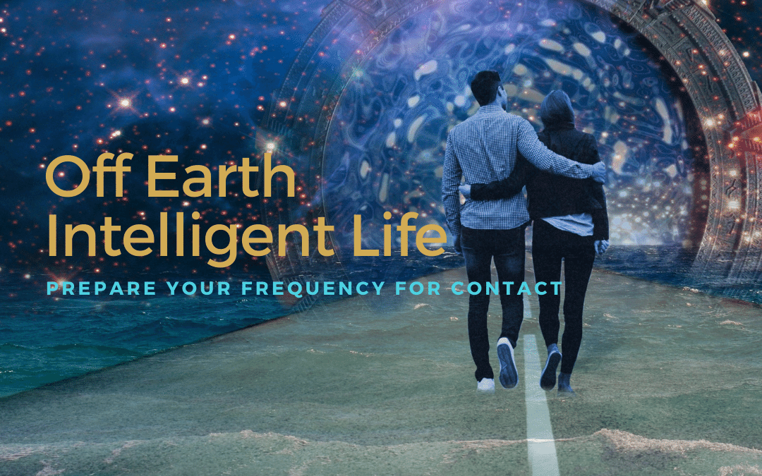 Off Earth Intelligent Life